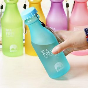 REUSABLE SODA BOTTLE