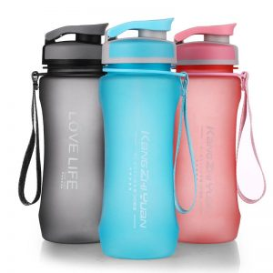 REUSABLE WATER BOTTLE BPA FREE