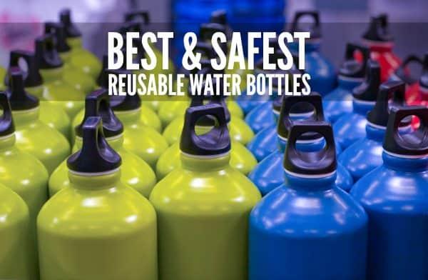 SAFE REUSABLE WATER BOTTLE